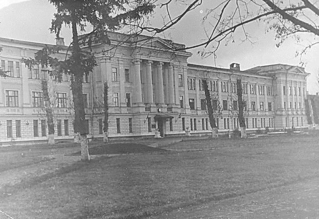 училище-1963