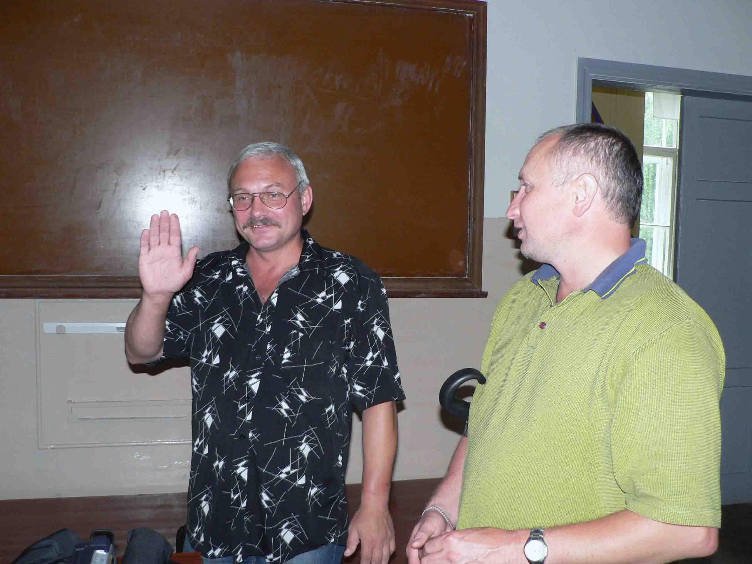 встреча Сумы 2007