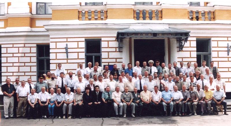 Выпускники 1974-го года