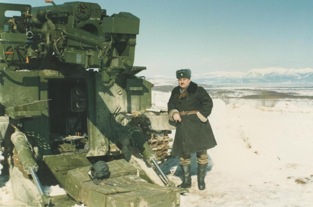 С.Коляда Сахалин 1996 г.