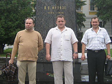 День прощания с училищем 2007 год.