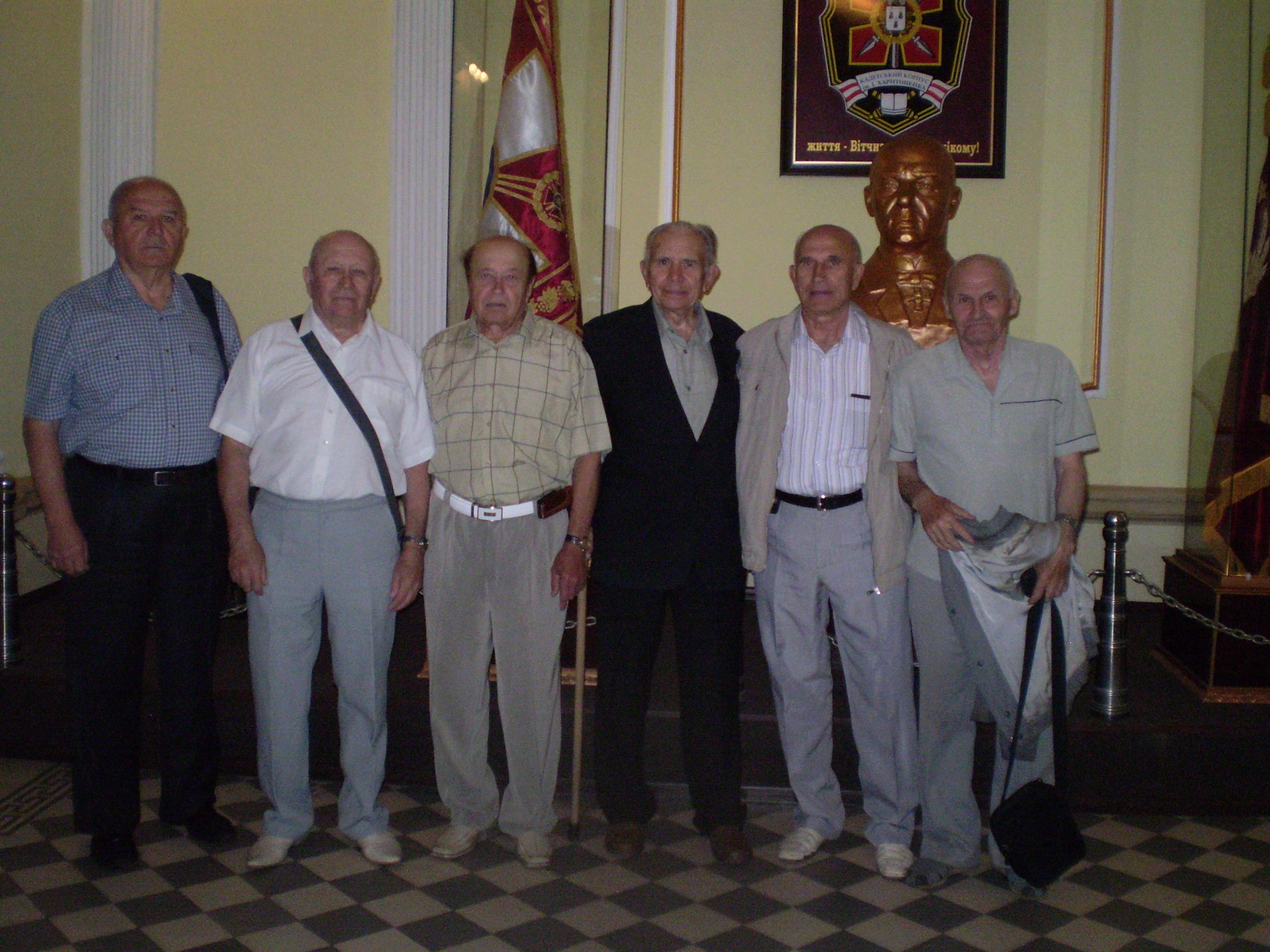 Встреча выпускников СВАКУ 833 взвода